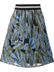 юбка с цветочным принтом Dorothee Schumacher