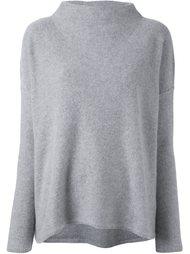 свитер с воротником-стойкой  Vince