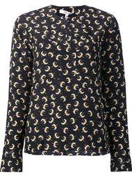 блузка с принтом птиц Dorothee Schumacher