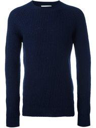 свитер в рубчк  YMC