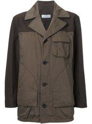 куртка в стиле милитари с накладными карманами Rito