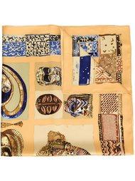 'Persona' scarf Hermès Vintage