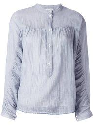 рубашка с мятым эффектом  Masscob