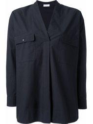 блузка с V-образным вырезом Rito