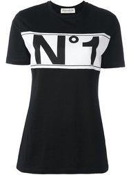 футболка с принтом 'No1' Être Cécile