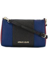 сумка через плечо на молнии Armani Jeans