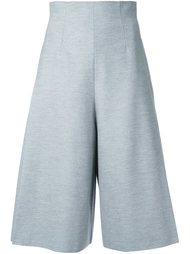 широкие укороченные брюки Rito