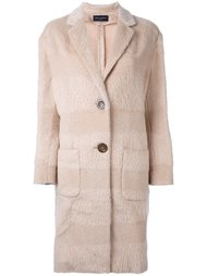пальто в полоску Piazza Sempione