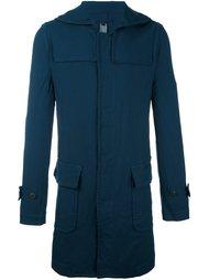 пальто с панельным дизайном  Comme Des Garçons Shirt