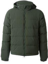 короткая куртка с капюшоном Aspesi