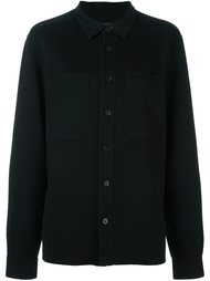 куртка-рубашка с накладными карманами Joseph