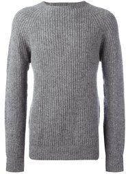 свитер в рубчик  YMC