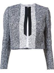 cropped jacket Carolina Herrera