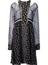 полупрозрачное платье Dorothee Schumacher