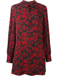 платье с цветочным принтом McQ Alexander McQueen
