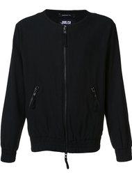 куртка-бомбер без воротника Publish
