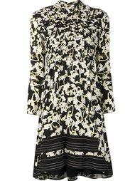 vine print dress Proenza Schouler