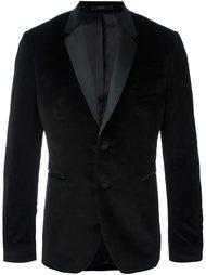 бархатный пиджак Paul Smith