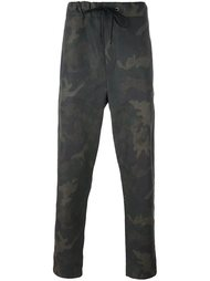 брюки с камуфляжным принтом Rag & Bone
