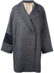 пальто с поясом Nº21