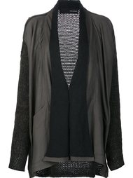 draped cardigan  Isabel Benenato