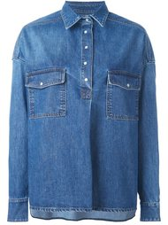 loose fit denim shirt Each X Other