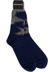 'Mole Yarn' socks Issey Miyake Men