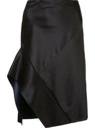асимметричная юбка Narciso Rodriguez