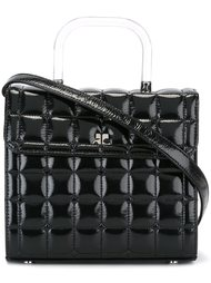 quilted cross body bag Courrèges