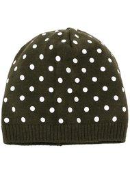 шапка-бини с пайетками Nº21
