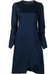 платье с асимметричным подолом Derek Lam