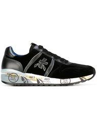 кроссовки с логотипом  Premiata White