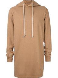 mid-length hoodie Rick Owens DRKSHDW