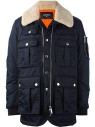 куртка с карманами Dsquared2