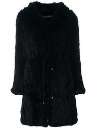пальто на пуговицах Drome