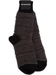 носки 'Wool Stripe' Issey Miyake Men