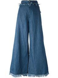 расклешенные джинсы Tsumori Chisato