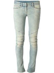 джинсы кроя скинни Balmain