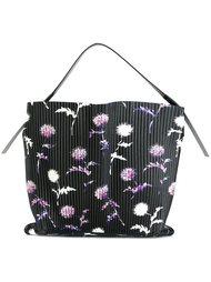 сумка-тоут с цветочным принтом Kenzo