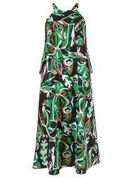 платье с перекрещенными лямками Andrea Marques