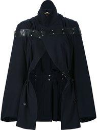 cropped jacket  Comme Des Garçons