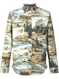 фланелевая рубашка 'Matlock Brushed' Rrl