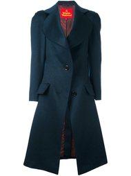 пальто с буффами на рукавах Vivienne Westwood Red Label