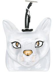подвеска в виде кошачьей морды  Loewe