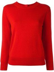 свитер с круглым вырезом   Marc Jacobs