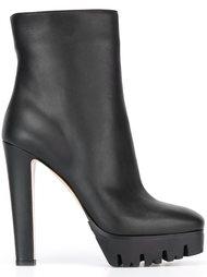 ботинки на каблуке  Le Silla
