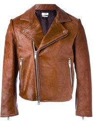 укороченная байкерская куртка Cmmn Swdn