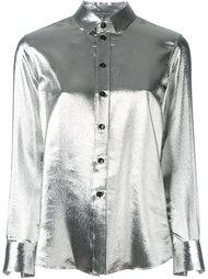 рубашка с длинными рукавами Saint Laurent