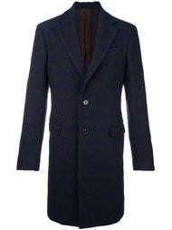 пальто на пуговицах Raf Simons