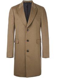 пальто 'Epsom' с заостренными лацканами Paul Smith